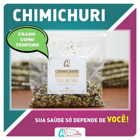 CHIMICHURI - MIX DE TEMPERO