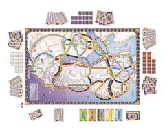 Ticket to Ride: Nordic Countries (2007)