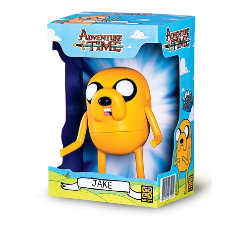 BONECO JAKE - ADVENTURE TIME