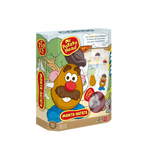 JOGO MR POTATO HEAD MONTA BATATAS