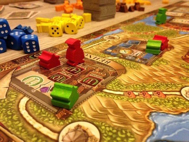 VIAGENS DE MARCO POLO - Pittas Board Games