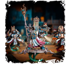 Thousand Sons Exalted Sorcerers - 40k na internet
