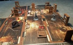 Kit de Portas e Mobilia Mansion of Madness - loja online