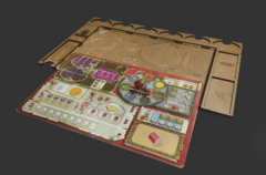 Kit Dashboard para Terra Mystica - Pittas Board Games