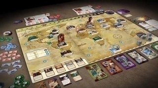 ELDRITCH HORROR - Pittas Board Games