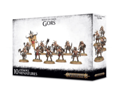 Brayherds Gors - Age of Sigmar