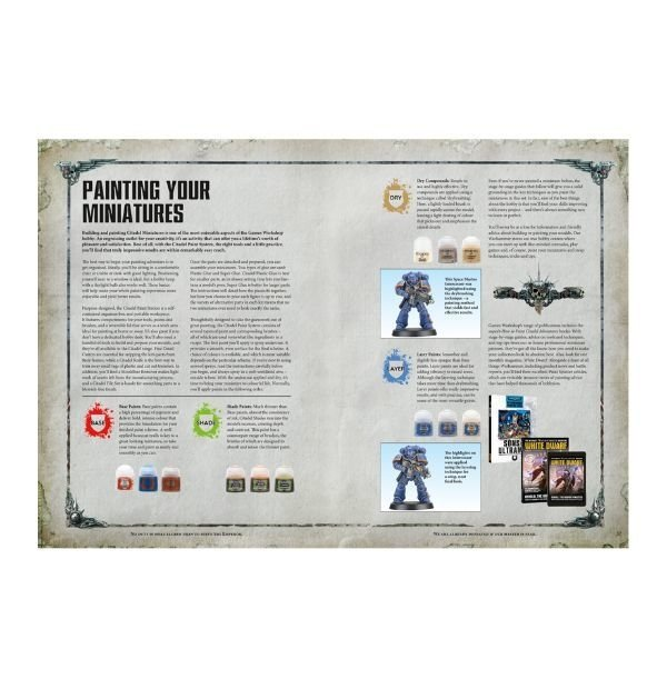 Know No Fear: A Warhammer 40,000 Starter Set - Pittas Board Games