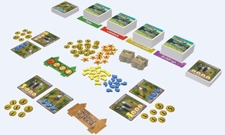 FIELDS OF GREEN - comprar online