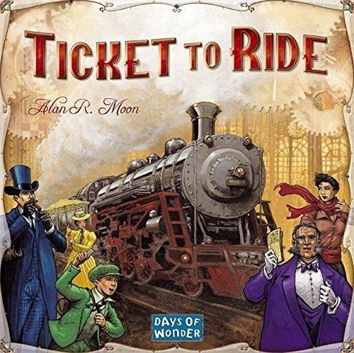 Ticket to Ride (importado) - comprar online