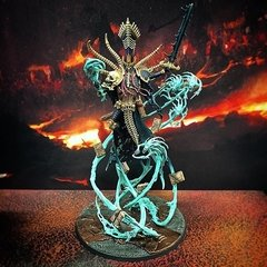 Imagem do DEATHLORDS NAGASH SUPREME LORD OF UNDEAD