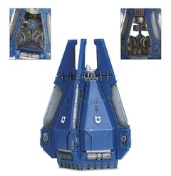 Drop Pod Space Marines - Warhammer 40K