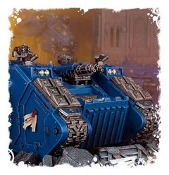 Land Raider Crusader na internet