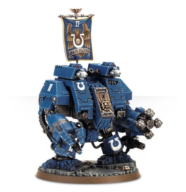 Imagem do Space Marine Ironclad Dreadnought - 40k