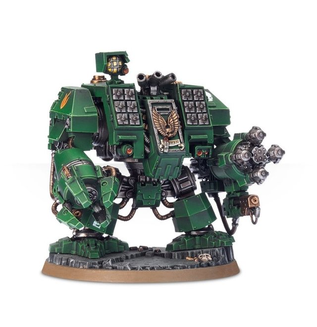 Space Marine Ironclad Dreadnought - 40k - comprar online