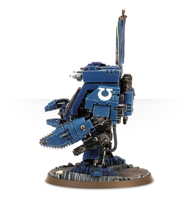 Space Marine Ironclad Dreadnought - 40k - Pittas Board Games