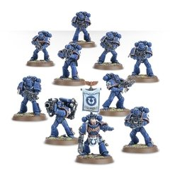Space Marine Tactical Squad - 40k