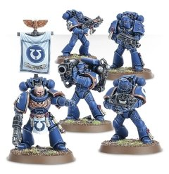 Space Marine Tactical Squad - 40k - Pittas Board Games