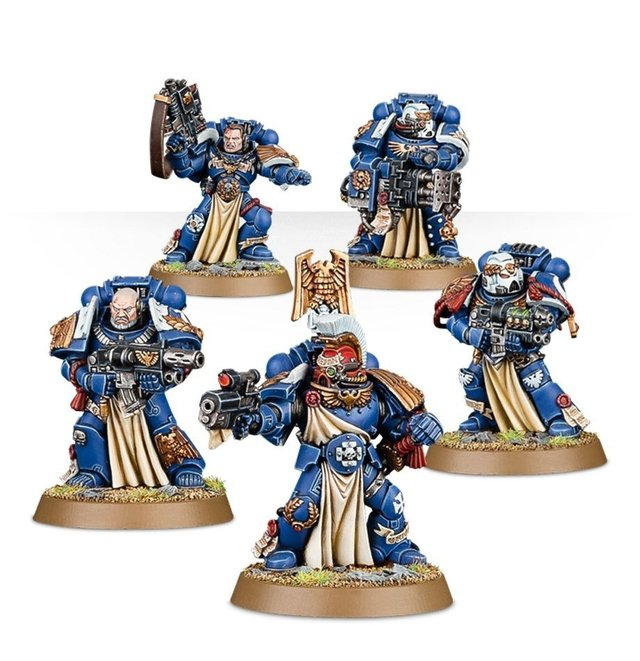 Space Marice Sternguard Veteran Squad - 40K - comprar online