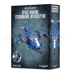 Space Marine Stormhawk Interceptor - 40K