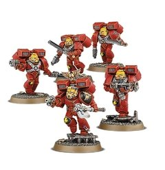 Blood Angels Assault Squad - 40k - Pittas Board Games