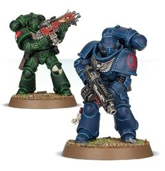 Space Marines Primaris Intercessors - 40k na internet