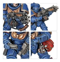 Space Marines Primaris Intercessors - 40k - Pittas Board Games
