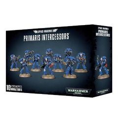 Space Marines Primaris Intercessors - 40k