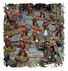 START COLLECTING! CHAOS SPACE MARINES - Wrhammer 40K - comprar online