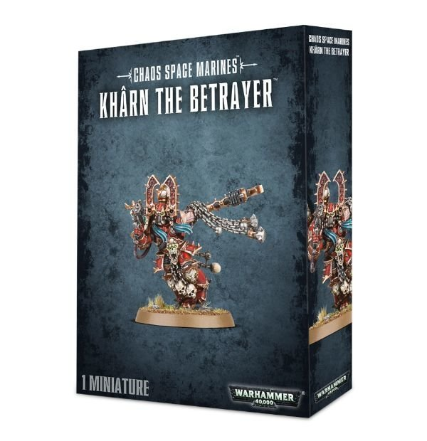 KHARN THE BETRAYER - comprar online