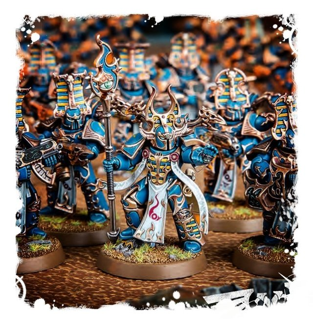 Thousand sons Rubric Marines - 40k - loja online