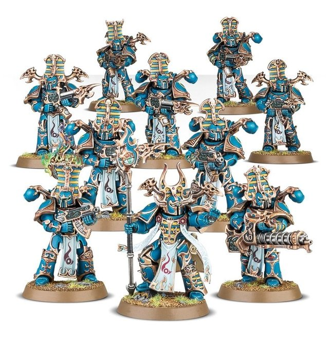 Imagem do Thousand sons Rubric Marines - 40k