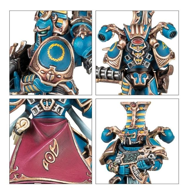 Thousand sons Rubric Marines - 40k - Pittas Board Games