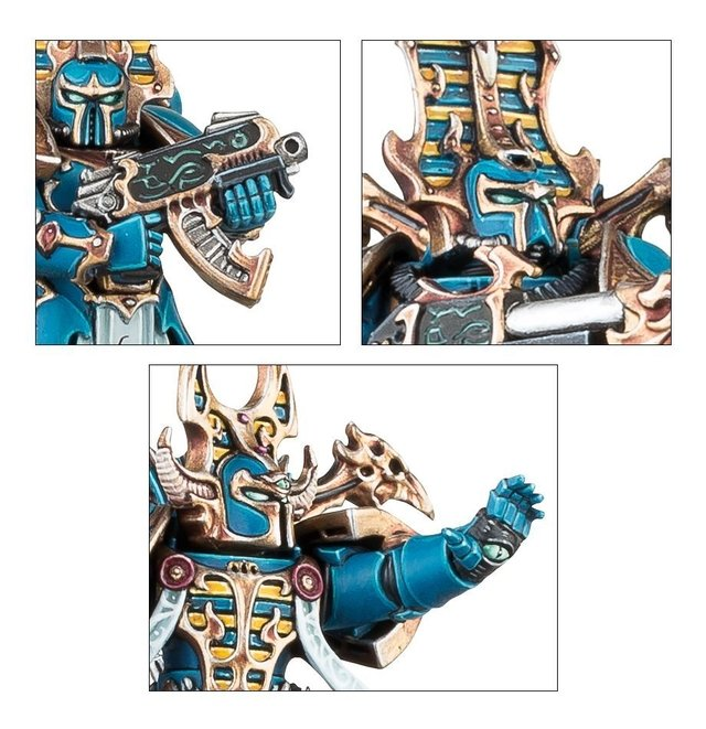 Thousand sons Rubric Marines - 40k - comprar online