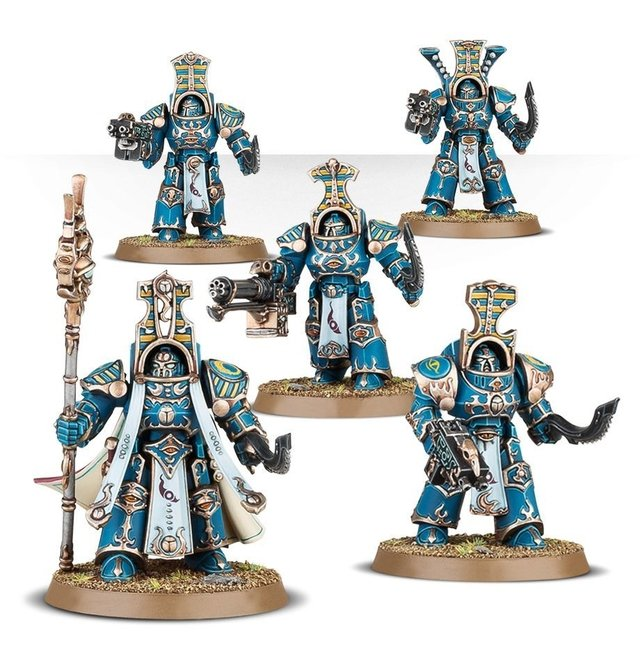 Imagem do Thousand Sons Scarab Occult Terminators - 40k