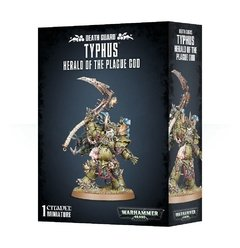 Typhus - Herald of the Plague God - Pittas Board Games