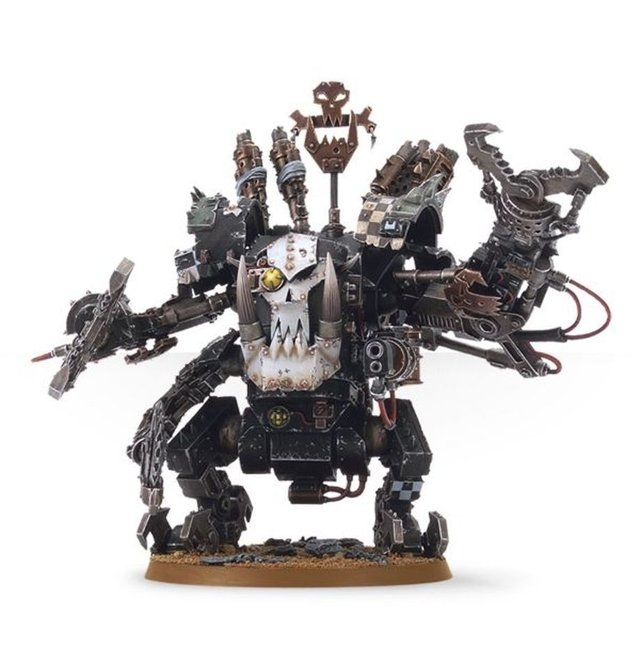 Start Collecting! Orks - 40k na internet