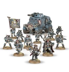 Start Collecting! Militarum Tempestus na internet