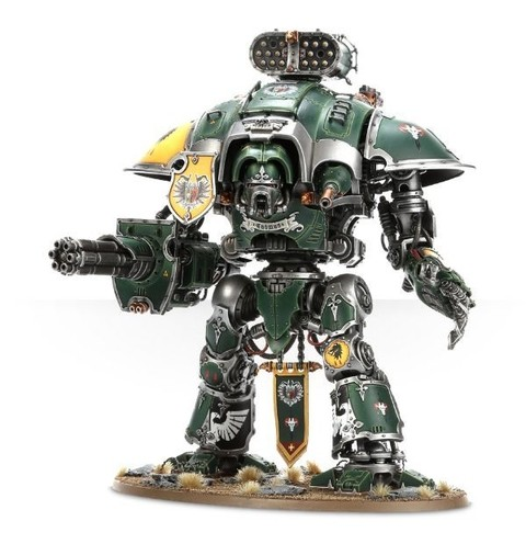WARHAMMER 40K START COLLECTING! Imperial Knight Warden