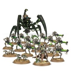 Start Collecting! Necrons na internet
