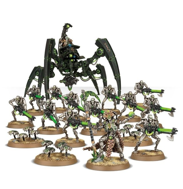 Start Collecting! Necrons (2016) na internet