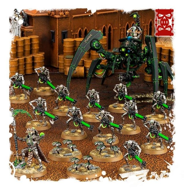 Start Collecting! Necrons (2016) - comprar online