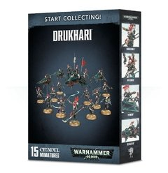 START COLLECTING! DRUKHARI - warhammer 40K