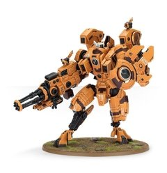 Tau Empire XV104 Riptide Battlesuit - 40k na internet