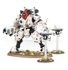 Tau Empire - XV95 Ghostkeel Battlesuit - Warhammer 40K