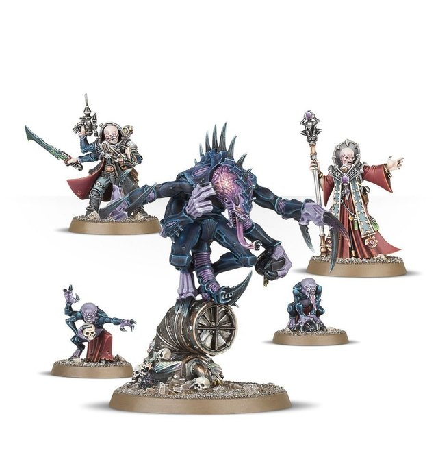 Battleforce Genestealer Cults Insurrection
