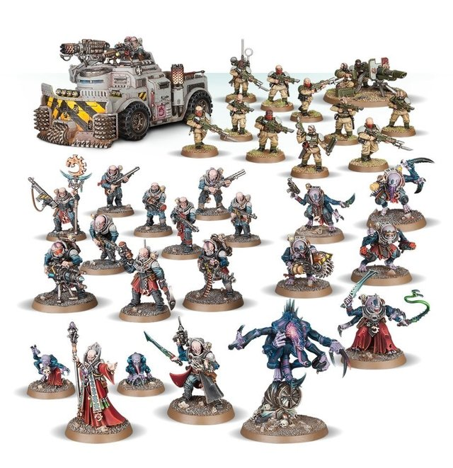 Battleforce Genestealer Cults Insurrection - comprar online