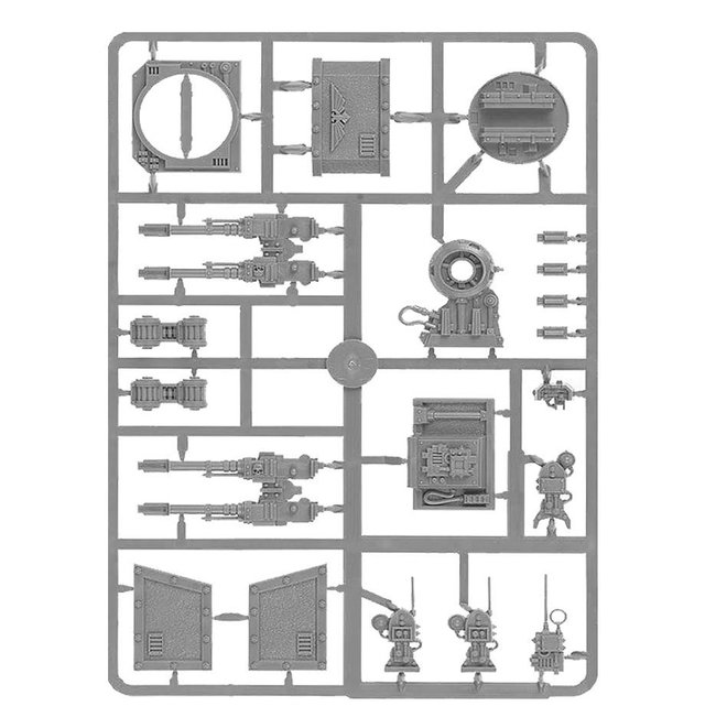 Aegis Defence Line - Pittas Board Games