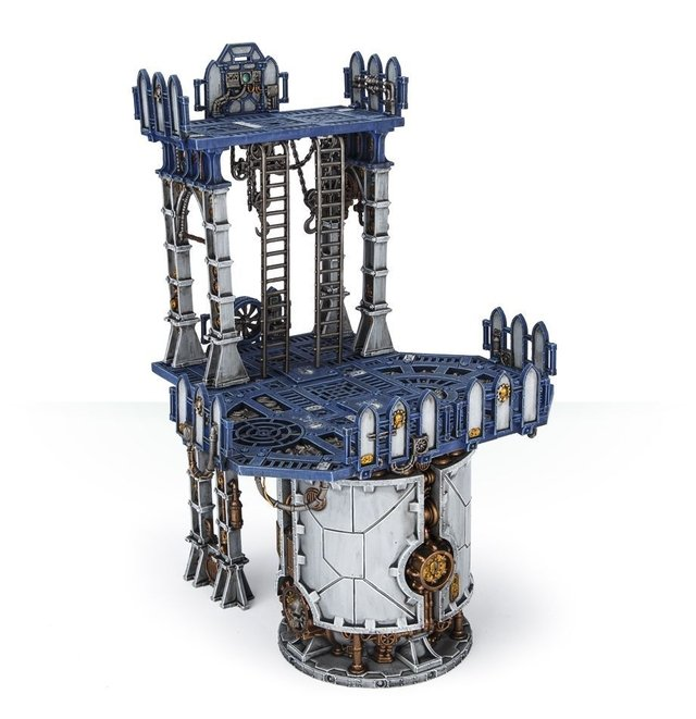 Sector Mechanicus Ferratonic Incinerator - 40K na internet