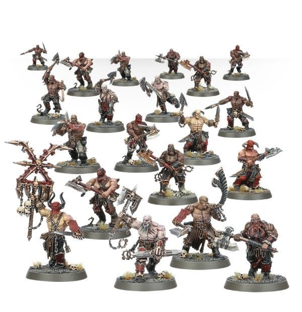 WARHAMMER AGE OF SIGMAR START COLLECTING! BLOODREAVERS - comprar online