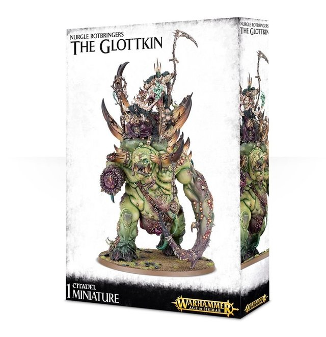 The Glottkin - Age of Sigmar